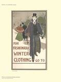 For Fashionable Winter Clothing