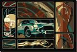 The Spy Tableau sur toile par Marco Almera