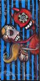 Tentation Tableau sur toile par Abril Andrade