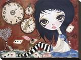 Madness Tableau sur toile par Dottie Gleason
