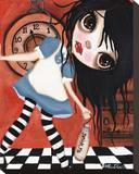 Drink Me Tableau sur toile par Dottie Gleason