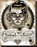 Diamonds R Forever Black