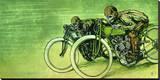 Board Track Racers Tableau sur toile par David Lozeau