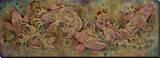 Ginkgo Koi Tableau sur toile par Clark North