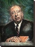 Hitchcock Tableau sur toile par Clark North