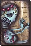 Papillon Tableau sur toile par Abril Andrade