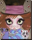 I Have Gone Mad Tableau sur toile par Dottie Gleason