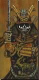 By the Sword of the the Samurai Tableau sur toile par David Lozeau
