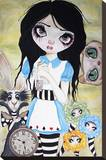 Have I Gone Mad Tableau sur toile par Dottie Gleason