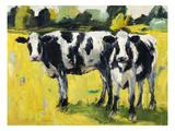 Dairy Farm III Giclée premium par Dale Payson