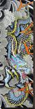 Clarks Blue Dragon Tableau sur toile par Clark North
