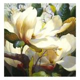 Fragrant Spring Giclée premium par Elizabeth Horning