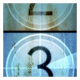 Film Countdown 4 Giclée premium par Stella Bradley