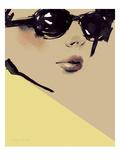 Chic Giclée premium par Ashley David
