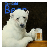 Ice-cold Bear