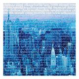 New York City Vibe Giclée premium par GI ArtLab