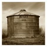 Butler Corn Crib