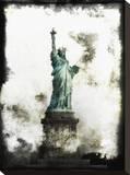 Liberty Lady Tableau sur toile par Dale MacMillan
