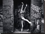 Ballerina In The City
