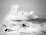 Storm in Cantabria Reproduction d'art par Marina Cano
