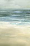 Tranquil Sea II Reproduction d'art par Jennifer Goldberger