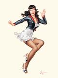 Betty danse