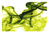 Green Smoke Photo premium par GI ArtLab