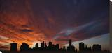 Manhattan Sky Tableau sur toile par Dale MacMillan