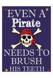 Pirate Must Brush