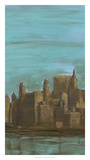 Manhattan Triptych II