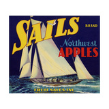 Warshaw Collection of Business Americana Food; Fruit Crate Labels  Fruit Sales Co
