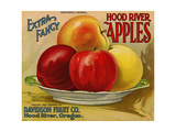 Warshaw Collection of Business Americana Food; Fruit Crate Labels  Davidson Fruit Co