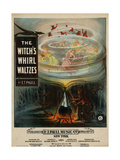 The Witch's Whirl Waltzes  Sam DeVincent Collection  National Museum of American History