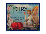 Warshaw Collection of Business Americana Food; Fruit Crate Labels  Liberty Orchard Co