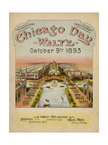 World's Fair: Chicago Day Waltz  October 9th  1893