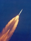 Saturn V Missile Launches the Apollo 11 Moon Mission  July 16  1969