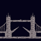 City Type I Reproduction d'art par Max Carter