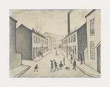 North James Henry Street  Salford  1956