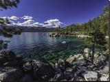 Sand Harbor Lake Tahoe Tableau sur toile par Michael Polk