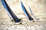 Racing Waters II Papier Photo par Alan Hausenflock