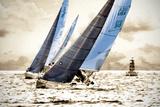 Racing Waters I Papier Photo par Alan Hausenflock