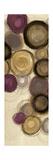 Purple Whimsy Panel I Circles