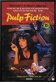 Pulp Fiction / Fiction pulpeuse Tableau sur toile encadré