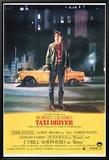 Taxi Driver Tableau sur toile encadré