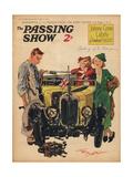 1930s UK Passing Show Magazine Cover