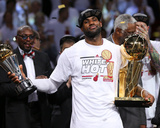 Miami  FL - June 20: LeBron James