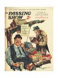 1930s UK The Passing Show Magazine Advertisement