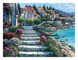 Steps of St Tropez