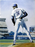 The Sign (New York Mets Dwight Gooden)