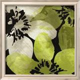 Bloomer Tile V Reproduction encadrée par James Burghardt